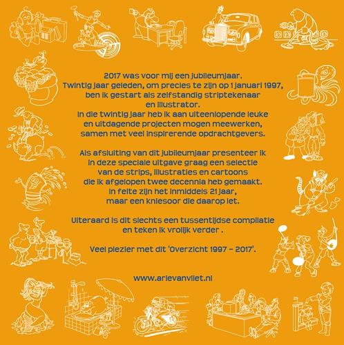 Arie van Vliet jubileumboek