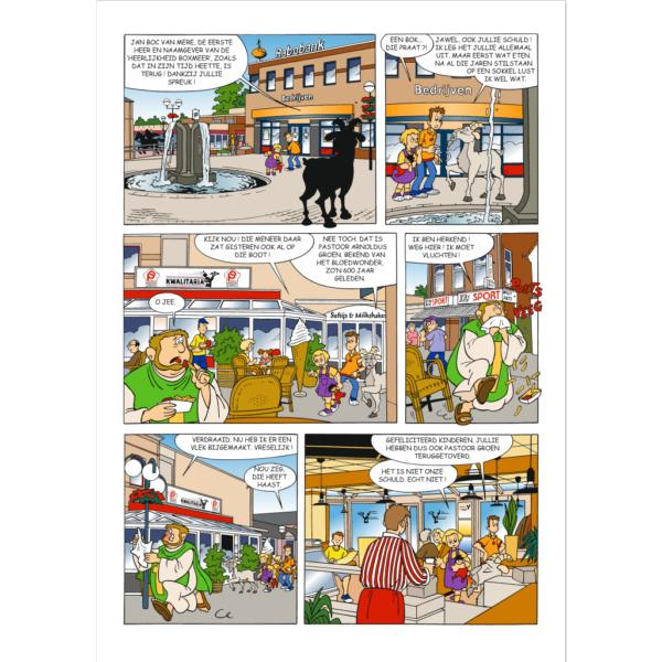 Bokkensprongen in Boxmeer 2