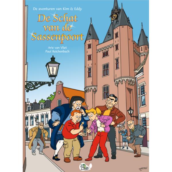 Kim Eddy De Schat van de Sassenpoort