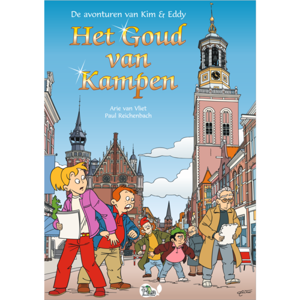 Kim & Eddy - Het Goud van Kampen
