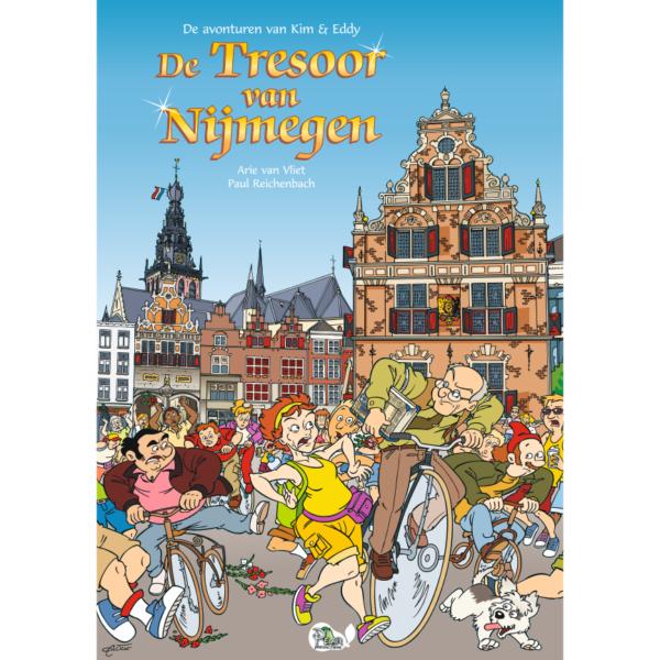 Kim en Eddy - De Tresoor van Nijmegen