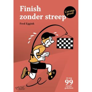 Finish zonder streep